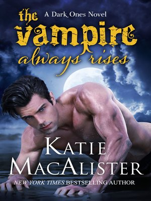 cover image of The Vampire Always Rises